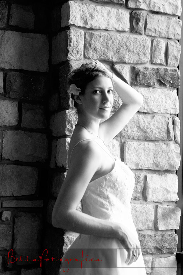 bridal photo in austin tx