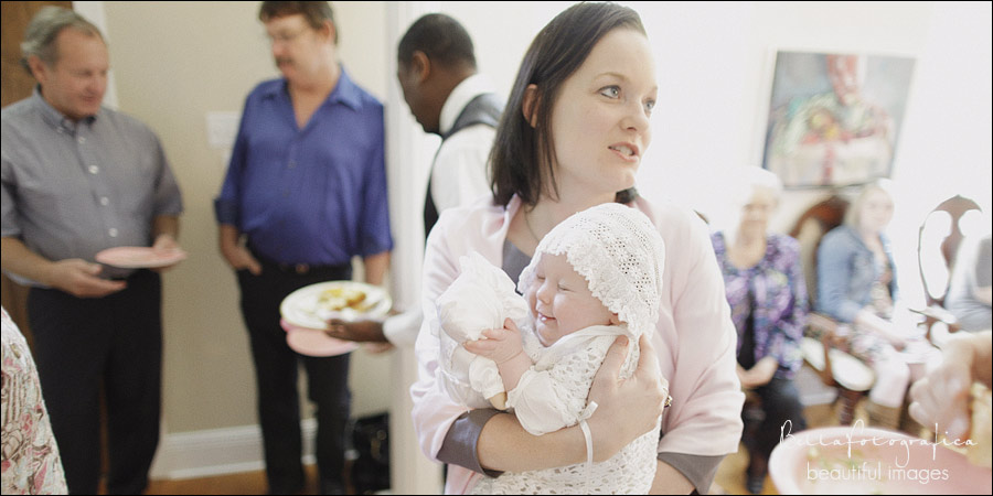 baby christening