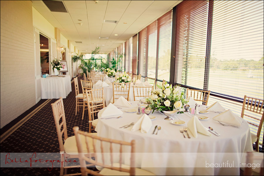 beaumont country club reception