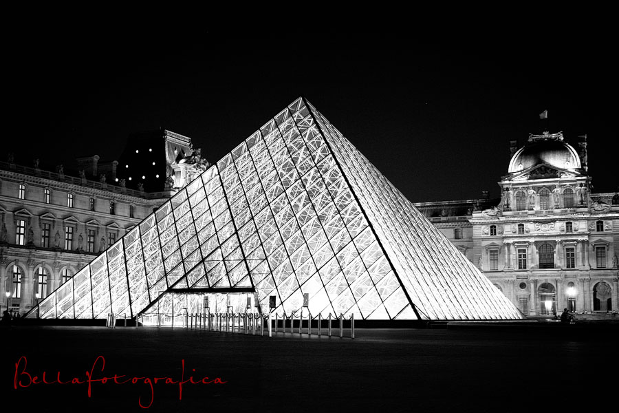 paris at night. Paris is special to us,