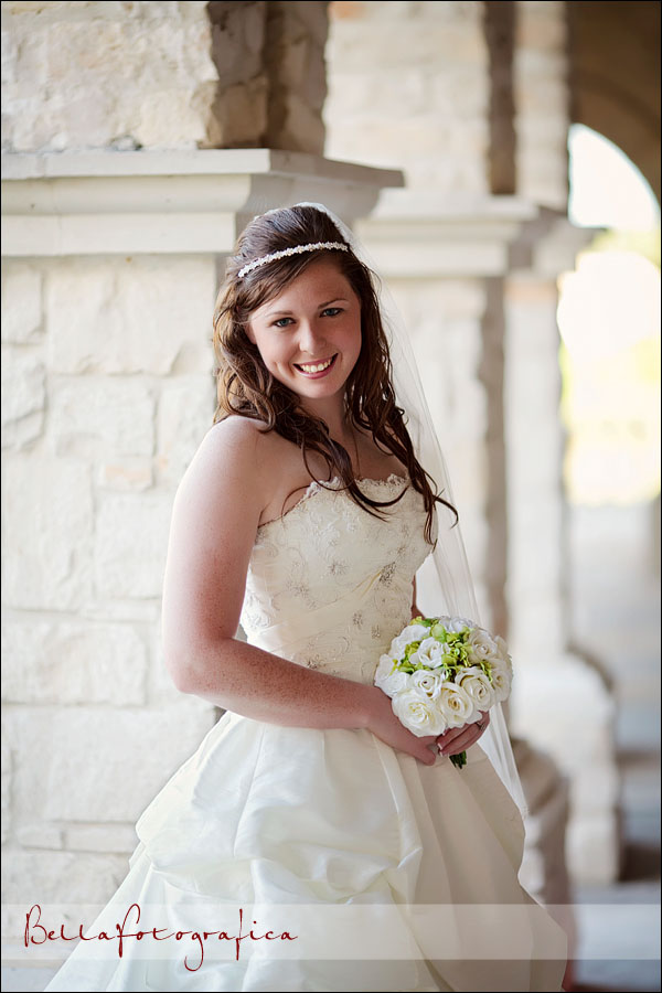 southeast texas bridal photographer