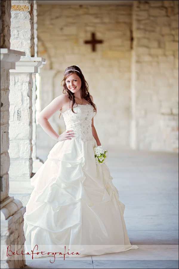southeast texas bridal photos