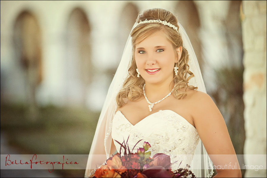 port arthur bridal photos