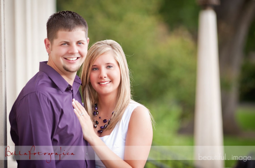 Engagement Photo Beaumont Texas
