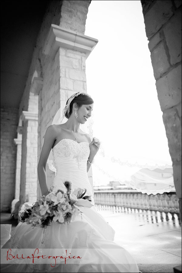 Port Neches Bridal Photos