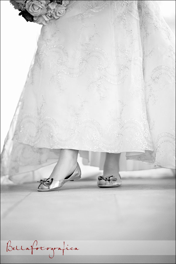 black and white bride shoes