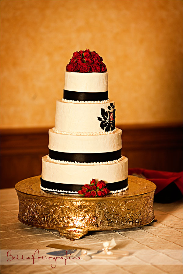 beaumont wedding cake