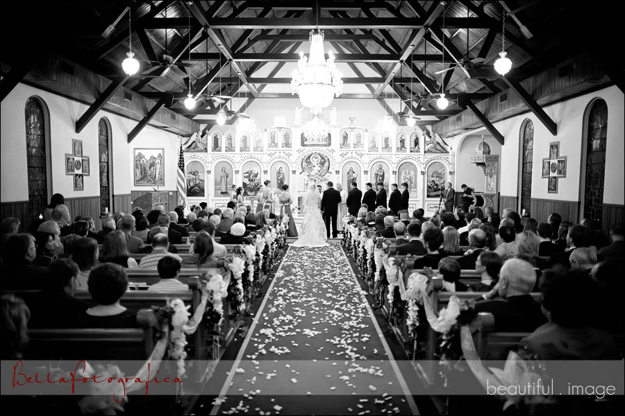beaumont wedding at st michaels