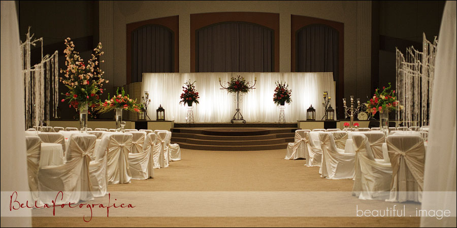 cathedral in the pines kathy pitre wedding decor