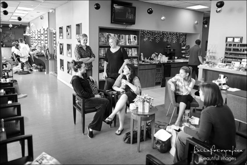 onstage hair salon