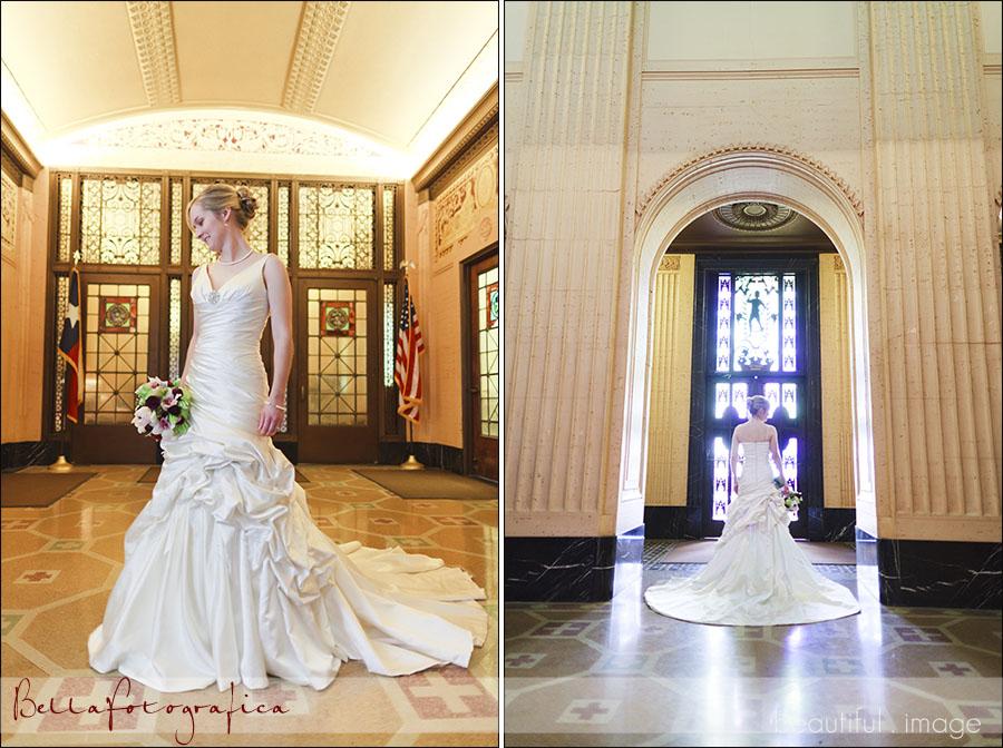 texas a&m admin bldg bridal photos