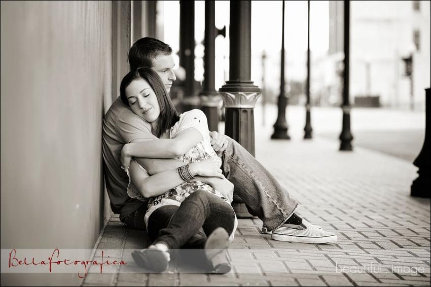 beaumont engagement photographer