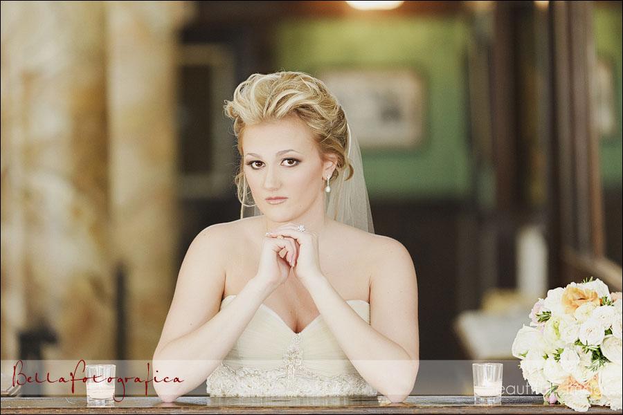 bridal photos in houston