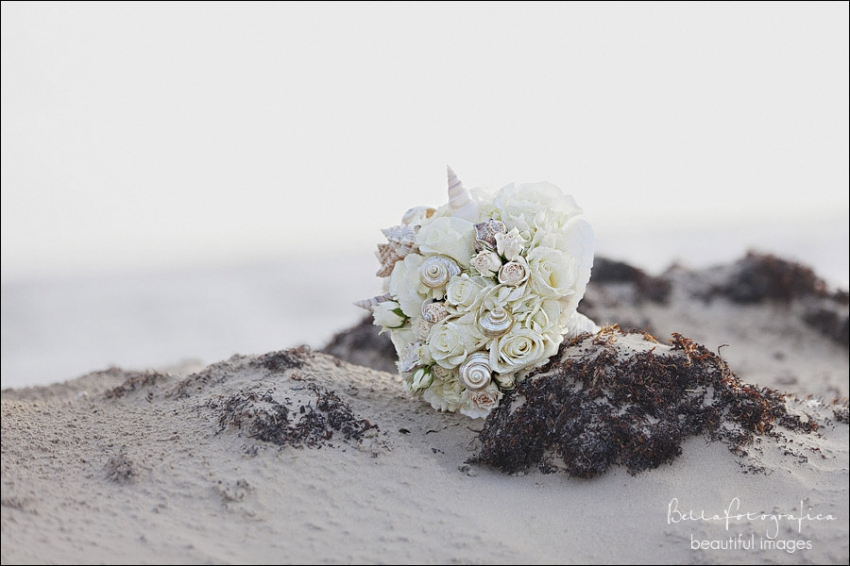 sea glass estate beach wedding photographer