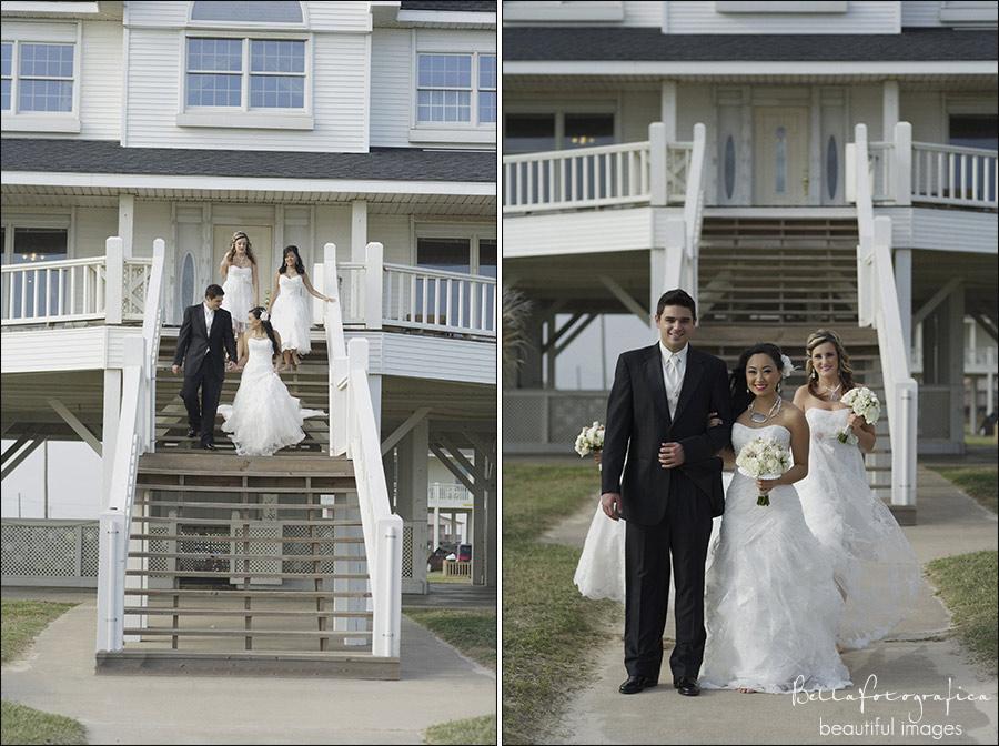 Sea Glass Estate Beach Wedding 187 Beaumont Texas Wedding