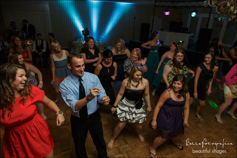 wedding receptions at the beaumont country club