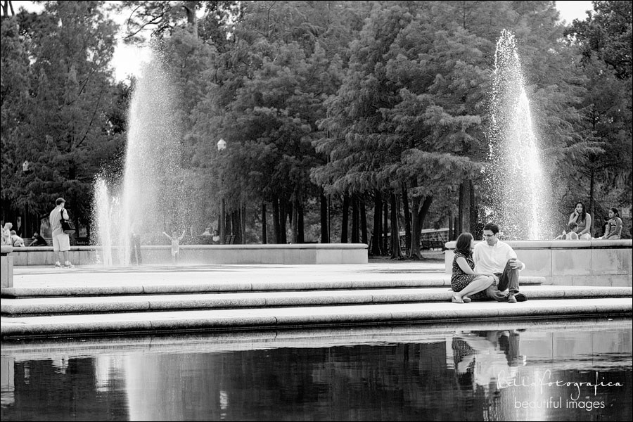 Hermann park Houston Texas