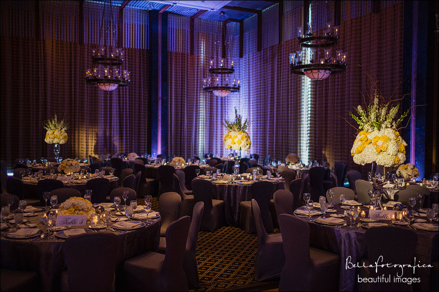 wedding receptions at the petroleum club of houston texas