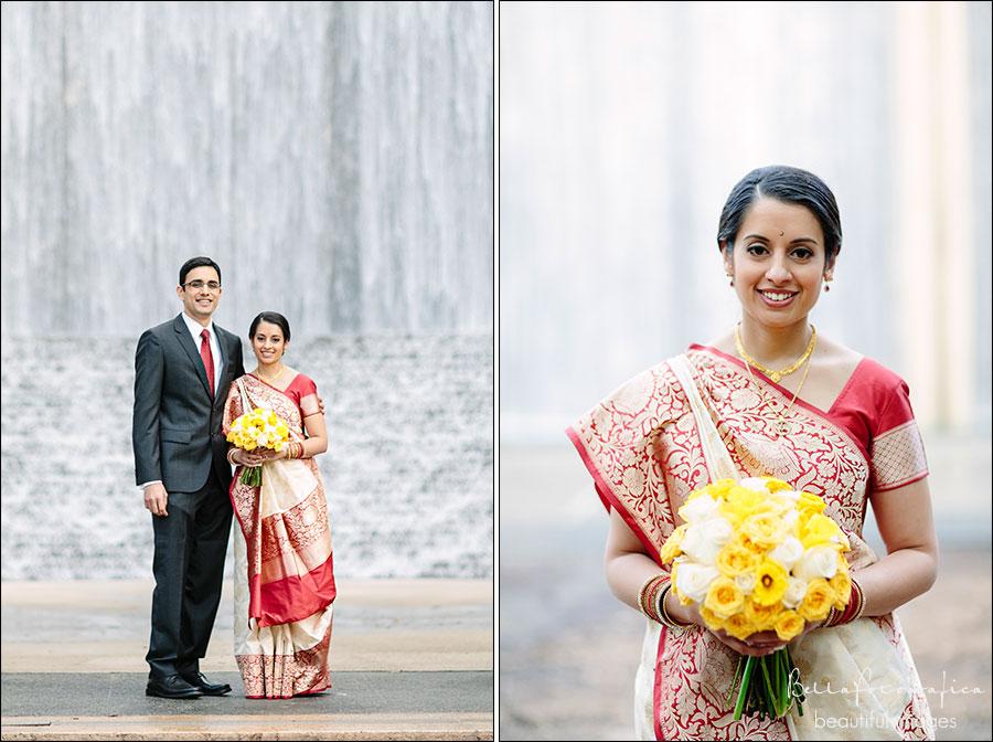 Indian bridal portraits Houston Texas
