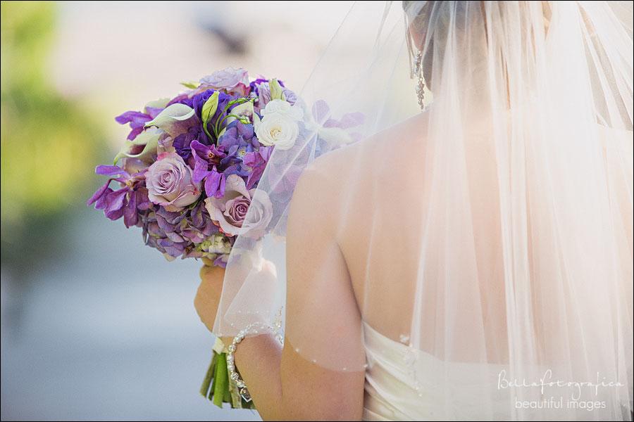 wedding at hotel Galvez galveston texas