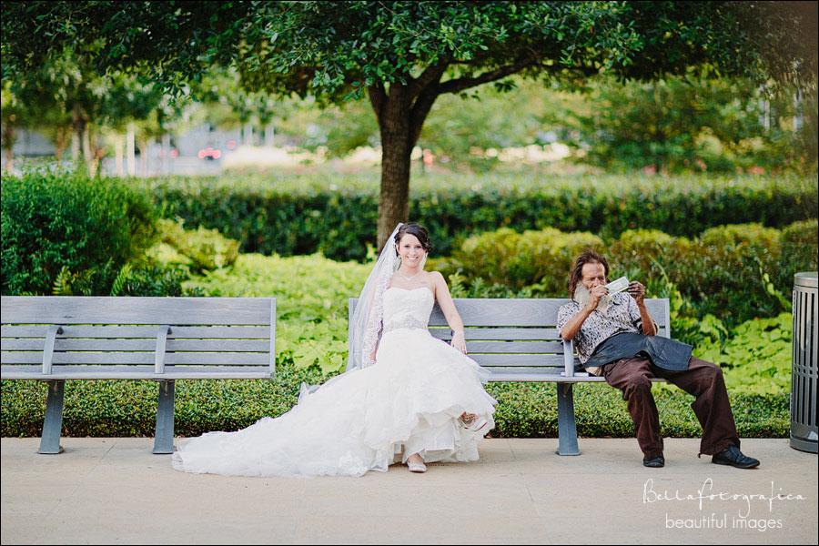 bridal portraits Houston Texas