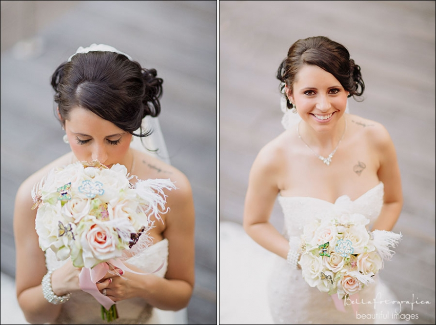 bridal portraits Houston Texas