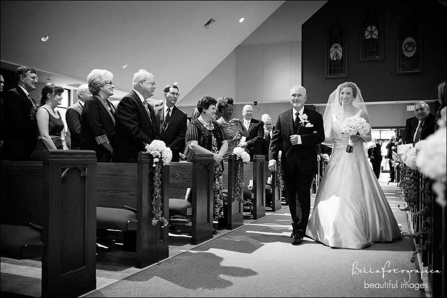 Weddings at wesley united methodist church stella and for Wedding dresses beaumont tx