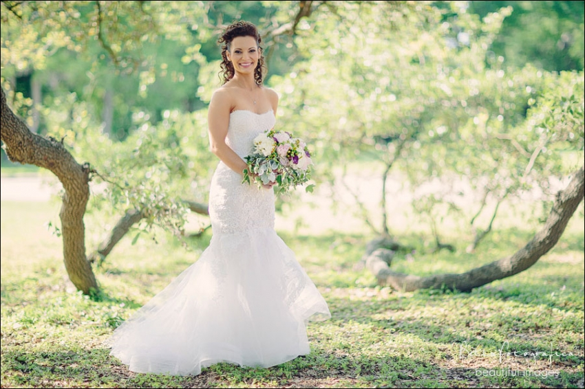 bridal portraits Beaumont Texas