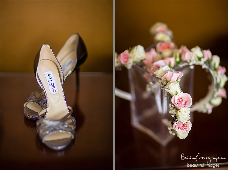 jimmy choo shoes for the bride
