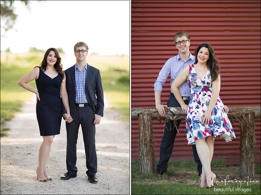 bauer ranch engagement photos winnie Texas
