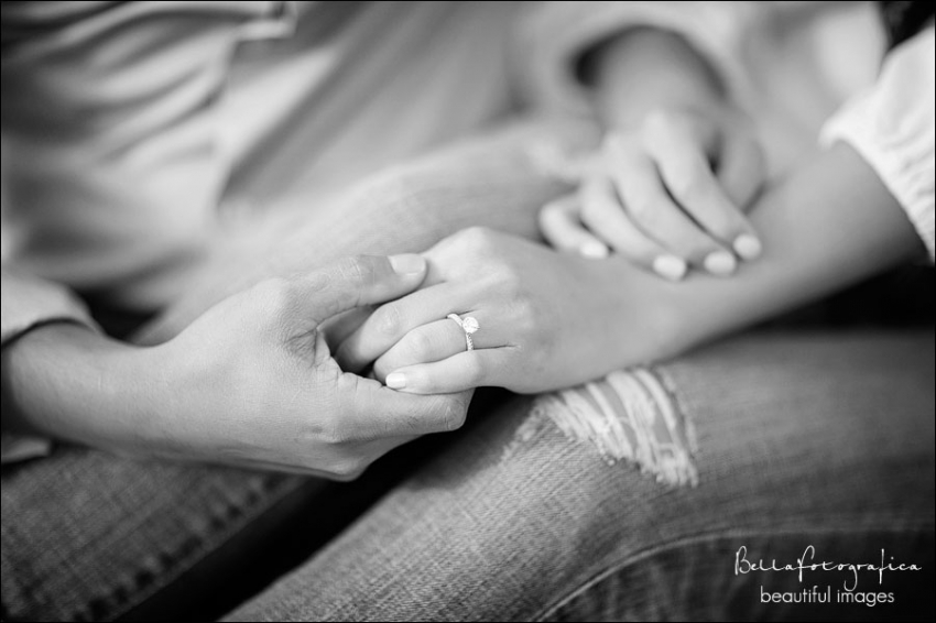 Beaumont engagement photos
