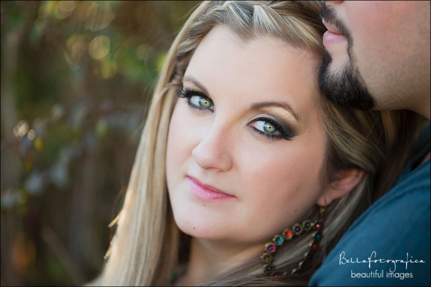 engagement photos in lumberton