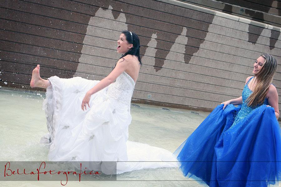 Splashing urban trash the dress beaumont texas wedding for Wedding dresses beaumont tx