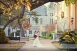 Bridal Portrait in Downtown Beaumont