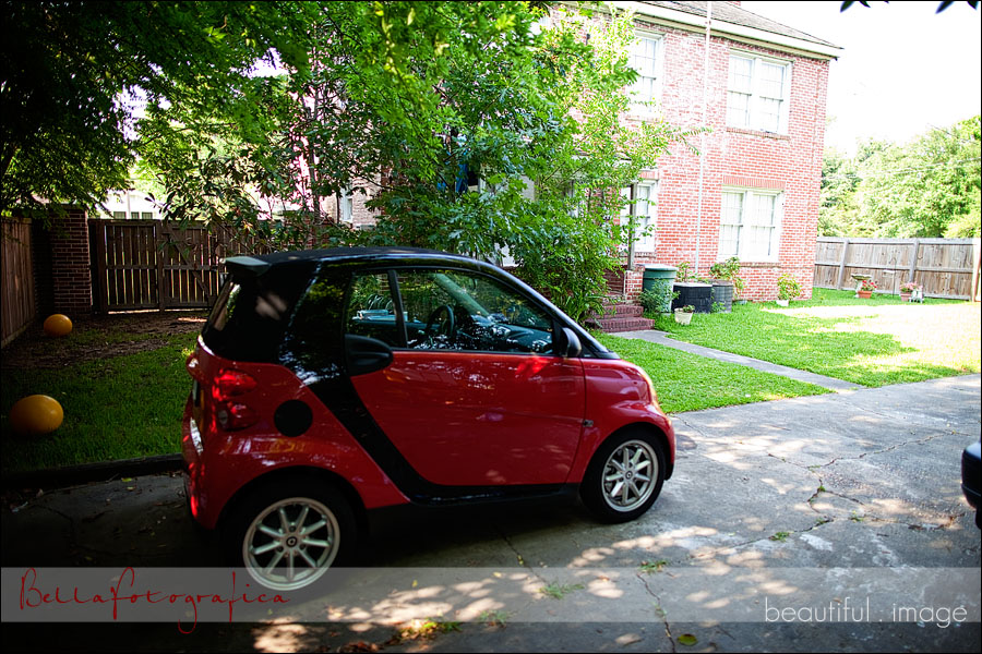 red smart passion cabriolet
