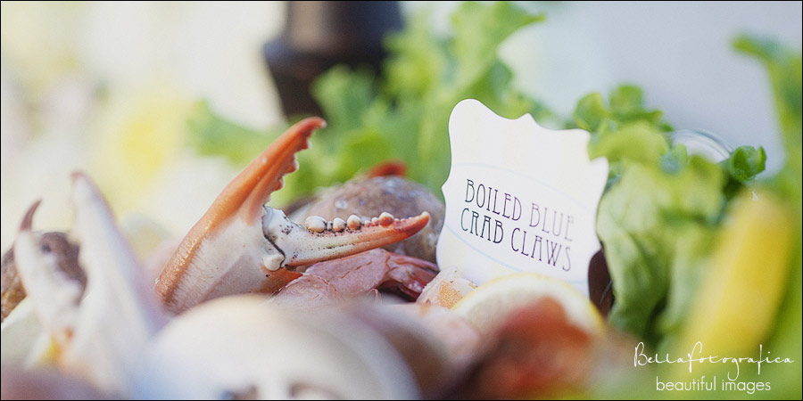 Boiled Blue Crab Claws