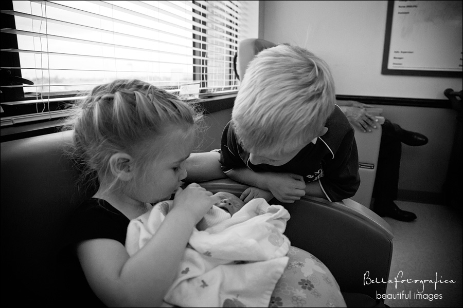 Proud Big Brother and Sister