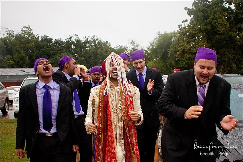 Houston Indian Punjabi Wedding - Robin and Mark